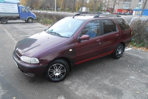 Автомобиль Fiat Palio, среднее состояние, 1999 года выпуска, цена 130 000 руб., Ярославль