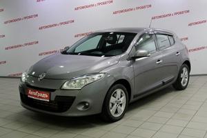 Авто Renault Megane, 2010 года выпуска, цена 349 000 руб., Москва