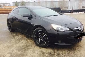 Подержанный автомобиль Opel Astra, хорошее состояние, 2012 года выпуска, цена 490 000 руб., Пыть-Ях
