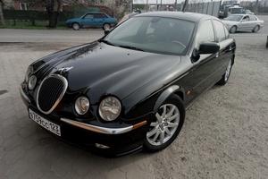 Автомобиль Jaguar S-Type, отличное состояние, 1999 года выпуска, цена 350 000 руб., Краснодар