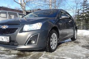 Автомобиль Chevrolet Cruze, отличное состояние, 2014 года выпуска, цена 530 000 руб., Нижнекамск