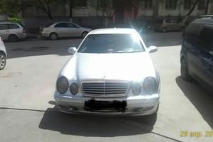 Автомобиль Mercedes-Benz CLK-Класс, хорошее состояние, 1999 года выпуска, цена 245 000 руб., Ростов-на-Дону