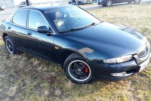 Автомобиль Mazda Xedos 6, отличное состояние, 1998 года выпуска, цена 110 000 руб., Москва и область