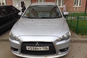 Автомобиль Mitsubishi Lancer, отличное состояние, 2012 года выпуска, цена 550 000 руб., Казань