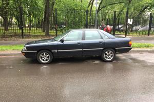 Автомобиль Audi 200, хорошее состояние, 1988 года выпуска, цена 110 000 руб., Москва