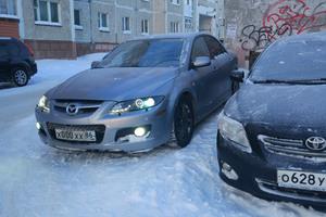 Автомобиль Mazda 6, отличное состояние, 2007 года выпуска, цена 450 000 руб., Сургут
