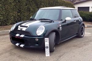 Автомобиль Mini Paceman, отличное состояние, 2002 года выпуска, цена 550 000 руб., Краснодарский край