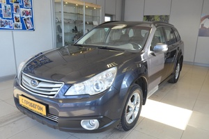 Авто Subaru Outback, 2012 года выпуска, цена 965 000 руб., Москва