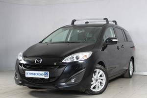 Авто Mazda 5, 2014 года выпуска, цена 1 000 000 руб., Санкт-Петербург