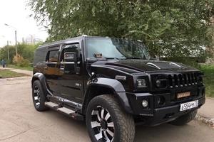 Автомобиль Hummer H2, отличное состояние, 2008 года выпуска, цена 2 200 000 руб., Ульяновск