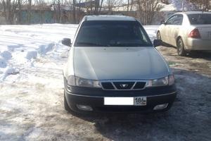 Подержанный автомобиль Daewoo Nexia, среднее состояние, 2005 года выпуска, цена 80 000 руб., Пыть-Ях