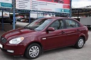 Автомобиль Hyundai Verna, хорошее состояние, 2007 года выпуска, цена 295 000 руб., Югорск