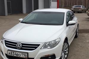 Автомобиль Volkswagen Passat CC, хорошее состояние, 2011 года выпуска, цена 790 000 руб., Набережные Челны