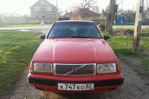 Автомобиль Volvo 460, хорошее состояние, 1993 года выпуска, цена 90 000 руб., Крым