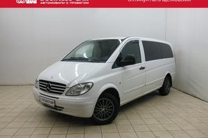 Авто Mercedes-Benz Vito, 2008 года выпуска, цена 775 000 руб., Москва
