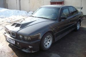 Подержанный автомобиль BMW 5 серия, хорошее состояние, 1993 года выпуска, цена 155 000 руб., Коломна