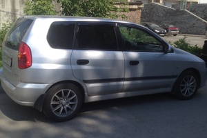 Автомобиль Mitsubishi Space Star, хорошее состояние, 2003 года выпуска, цена 250 000 руб., Екатеринбург