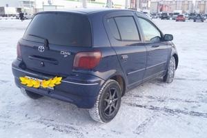 Автомобиль Toyota Vitz, среднее состояние, 2000 года выпуска, цена 175 000 руб., Тюменская область
