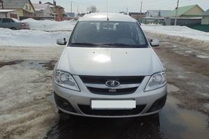 Подержанный автомобиль ВАЗ (Lada) Largus, отличное состояние, 2013 года выпуска, цена 440 000 руб., Елабуга