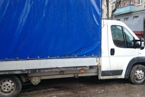 Подержанный автомобиль Fiat Ducato, хорошее состояние, 2012 года выпуска, цена 850 000 руб., Пушкино