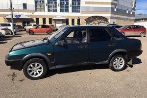 Автомобиль ВАЗ (Lada) 2109, хорошее состояние, 1999 года выпуска, цена 65 000 руб., Смоленск