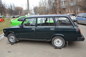 Автомобиль ВАЗ (Lada) 2104, среднее состояние, 2005 года выпуска, цена 60 000 руб., Видное