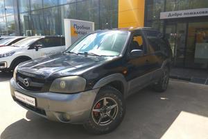 Авто Mazda Tribute, 2001 года выпуска, цена 229 000 руб., Москва