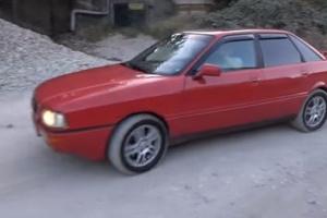 Автомобиль Audi 90, отличное состояние, 1989 года выпуска, цена 150 000 руб., Анапа