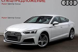 Новый автомобиль Audi A5, 2016 года выпуска, цена 3 380 000 руб., Сочи