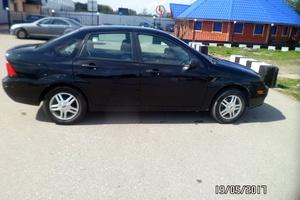 Подержанный автомобиль Ford Focus, среднее состояние, 2005 года выпуска, цена 170 000 руб., Солнечногорск