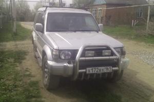 Автомобиль Mitsubishi Montero, среднее состояние, 1997 года выпуска, цена 260 000 руб., Краснодар