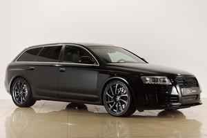 Подержанный автомобиль Audi RS 6, отличное состояние, 2008 года выпуска, цена 1 650 000 руб., Москва