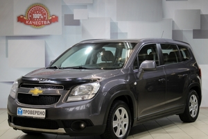 Авто Chevrolet Orlando, 2013 года выпуска, цена 649 000 руб., Москва