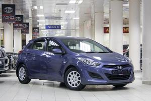 Авто Hyundai i30, 2013 года выпуска, цена 577 777 руб., Москва