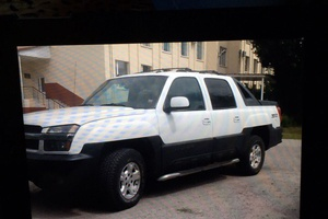 Автомобиль Chevrolet Avalanche, хорошее состояние, 2004 года выпуска, цена 800 000 руб., Михайловка