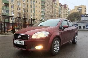 Авто Fiat Linea, 2011 года выпуска, цена 348 000 руб., Самара