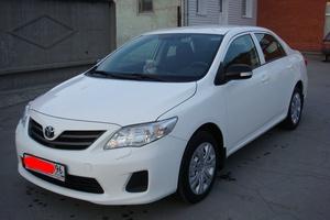 Подержанный автомобиль Toyota Corolla, хорошее состояние, 2010 года выпуска, цена 535 000 руб., Озерск