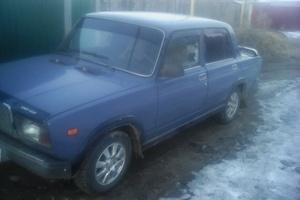 Подержанный автомобиль ВАЗ (Lada) 2107, отличное состояние, 2007 года выпуска, цена 80 000 руб., Челябинск
