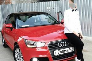 Подержанный автомобиль Audi A1, отличное состояние, 2013 года выпуска, цена 780 000 руб., Ростов-на-Дону