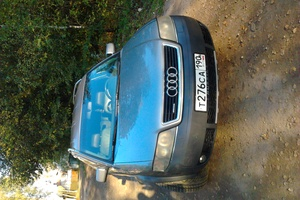 Подержанный автомобиль Audi Allroad, хорошее состояние, 2002 года выпуска, цена 460 000 руб., Щелково