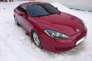 Подержанный автомобиль Hyundai Tuscani, хорошее состояние, 2008 года выпуска, цена 470 000 руб., Коломна