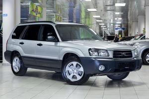 Авто Subaru Forester, 2004 года выпуска, цена 455 555 руб., Москва