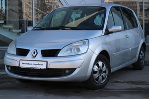 Авто Renault Scenic, 2007 года выпуска, цена 255 000 руб., Санкт-Петербург