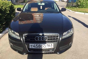 Автомобиль Audi A5, отличное состояние, 2009 года выпуска, цена 820 000 руб., Самарская область