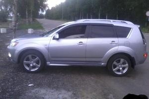 Автомобиль Mitsubishi Outlander, отличное состояние, 2008 года выпуска, цена 710 000 руб., Северодвинск