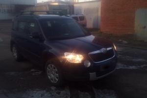 Подержанный автомобиль Skoda Yeti, отличное состояние, 2012 года выпуска, цена 480 000 руб., Лобня