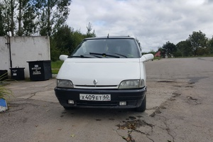 Автомобиль Renault Espace, хорошее состояние, 1994 года выпуска, цена 165 000 руб., Псков