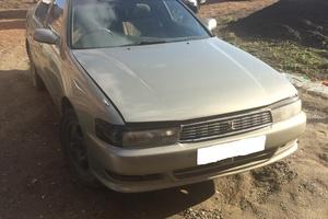 Автомобиль Toyota Cresta, среднее состояние, 1993 года выпуска, цена 147 000 руб., Горно-Алтайск