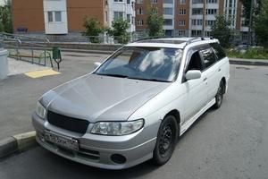 Автомобиль Nissan Avenir, среднее состояние, 1999 года выпуска, цена 120 000 руб., Москва