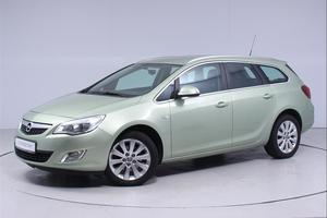 Авто Opel Astra, 2012 года выпуска, цена 579 000 руб., Москва